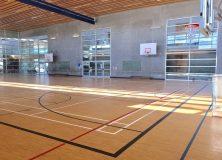 Spring Gymnasium Drop-in Sports Schedule