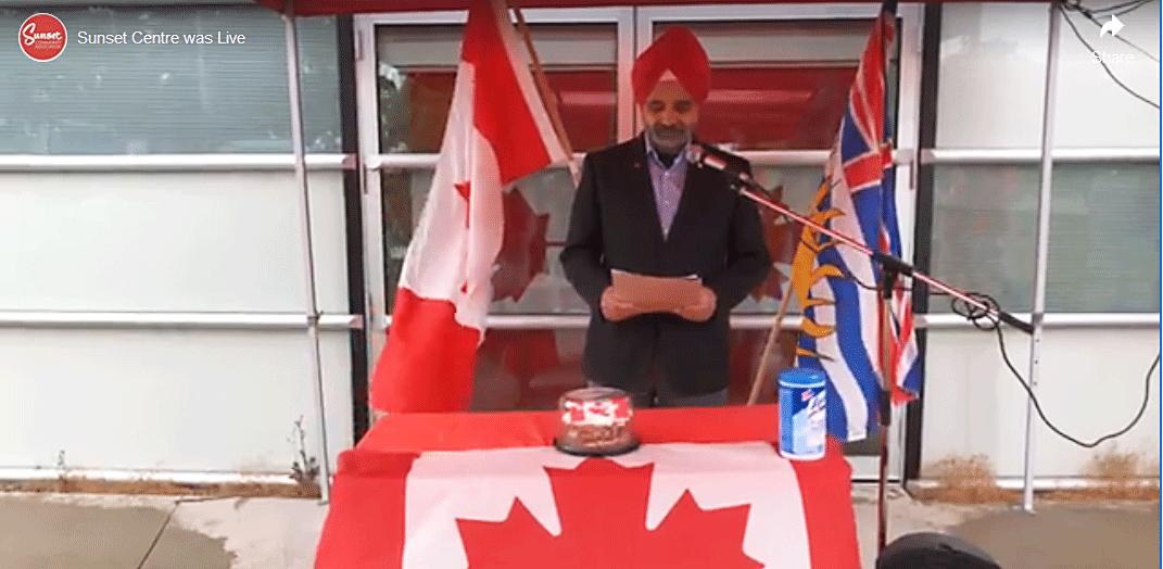 Canada Day Virtual Celebration 2020