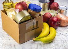 Food Bank Pickup