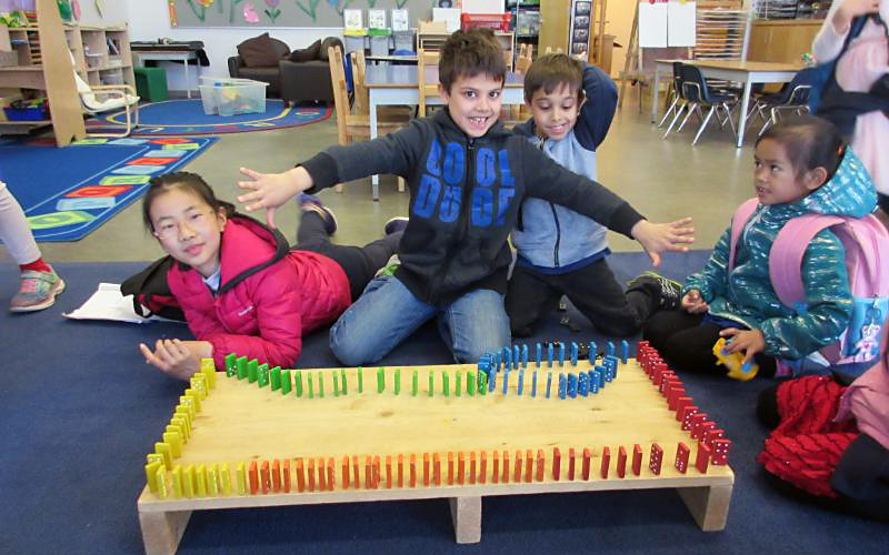 Sunset Preschool & Out of School Care 2020 Registration