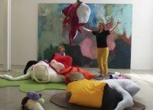Summer Artist-in-Residence Open Studio-Aug 26