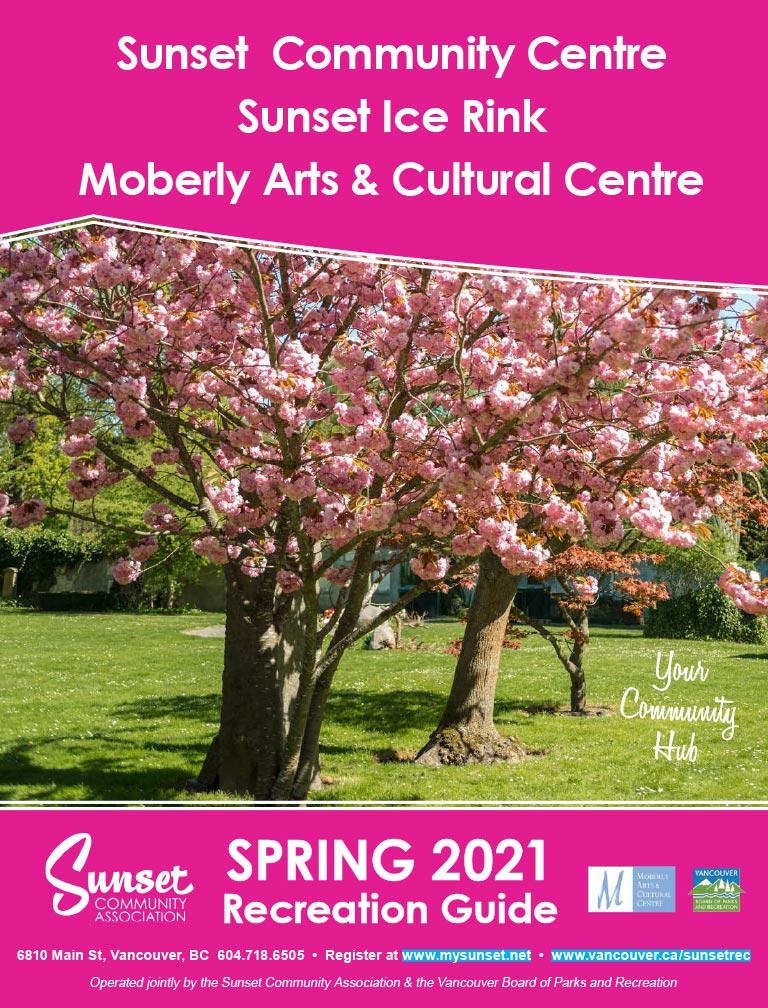 Register for Spring Programs starting Thursday March 18 @ 9am