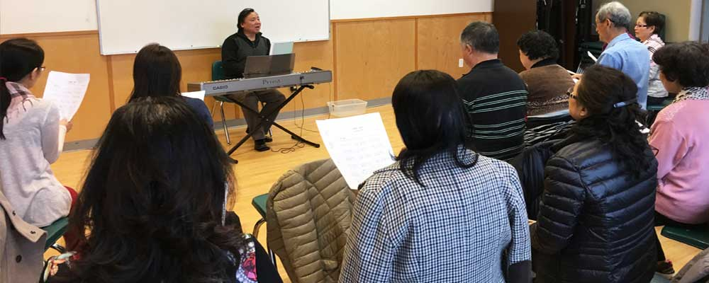 Group Singing Class