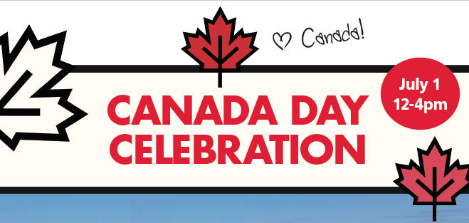 Canada Day-July 1