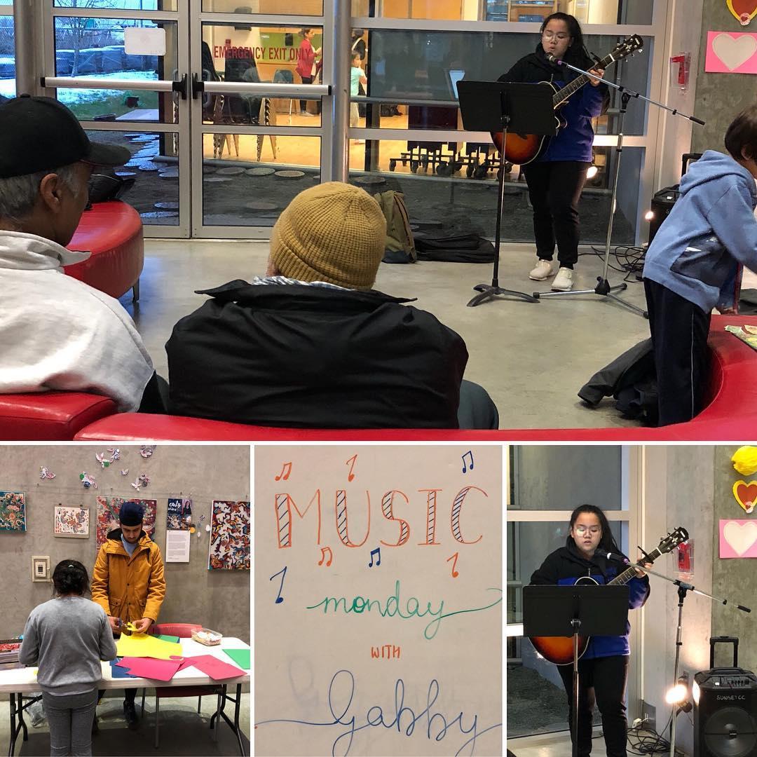 Lobby Livin': Music Mondays & Talent Tuesdays