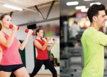 Drop-in Fitness Schedule