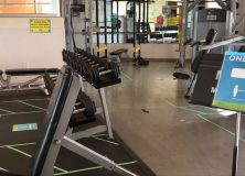Fitness Centre is Open