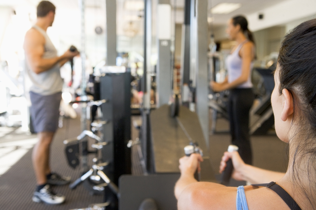 WIN a FREE Fitness Centre Drop-in Pass for yourself or a friend!