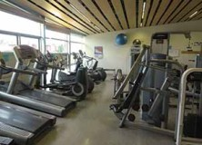 Check out our Fitness Centre
