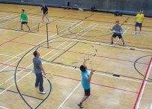 Gymnasium Drop-in Sports Schedule