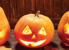 Haunted Halloween-Oct 27
