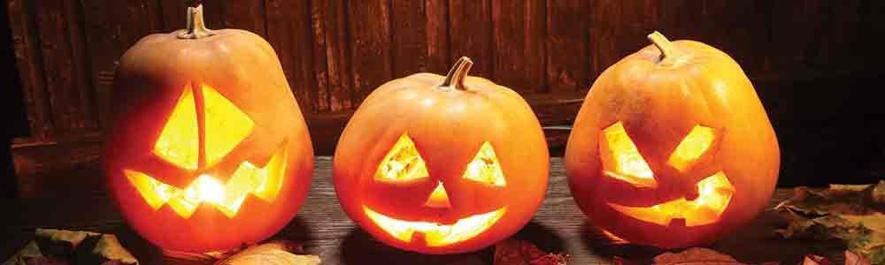 Haunted Halloween-Oct 25