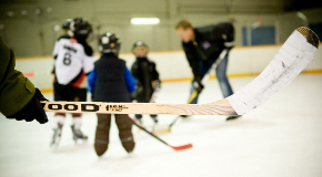 Ice Rink Update-Skating Lessons Registration & Household Only Skate Times