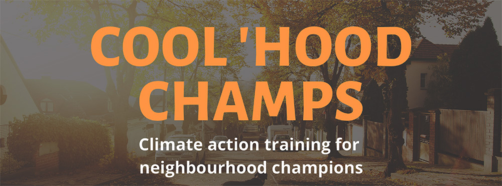 Climate Actions Training for Neighbourhoods