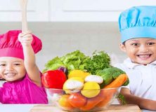 Little Chefs (4-6 yrs)