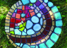 Mosaic Stepping Stone Project