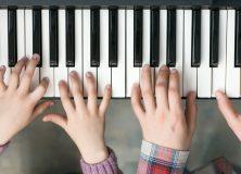 Piano Lessons with  Karen (Wednesdays) & Derek (Thursdays)