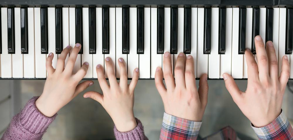 Piano Lessons with Derek (Thursdays) & Karen (Wednesdays)