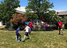 Outdoor Summer Escape Day Camp NEW Week Added: Aug 31-Sep 1