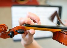 Violin Private Lessons (5+ yrs)